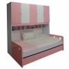 Кровать + шкаф