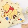 Ткань с медведями